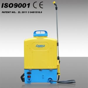 CE/CCC/ISO Certificated 16L Rechargeable Knapsack Electric Sprayer pictures & photos