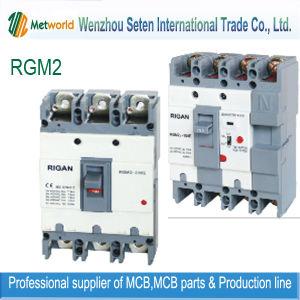 MCCB / Moulded Case Circuit Breaker (RGM2) pictures & photos