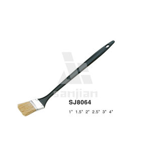 Sjie8064 Plastic Handle Radiator Paint Brush pictures & photos