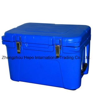 Roto Molded Professional Vaccine Beverage Cooler Box (HJB-L65) pictures & photos