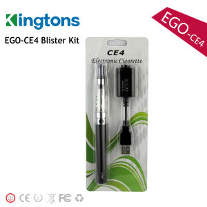 Electronic Cigarette EGO CE4 Blister Kit Wholesale Top Quality pictures & photos