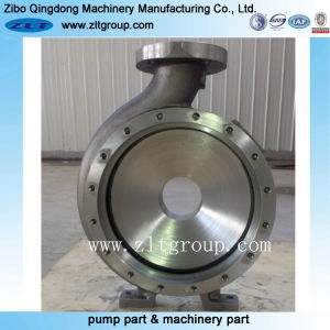 Sand Casting Pump Body Parts in Stainless Steel pictures & photos