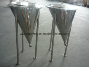 Stainless Steel Hopper Funnel pictures & photos