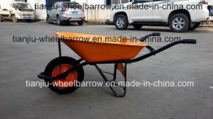 Heavy Duty Wheel Barrow for Builders (WB6400) pictures & photos