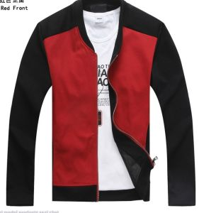 Latest Fashion Men Sport Wear Cotton Jacket pictures & photos