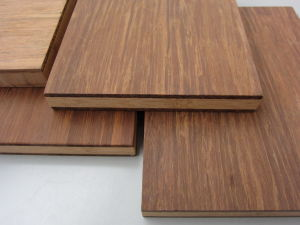 Chocolate Color Strand Bamboo Panel (CSB001) pictures & photos
