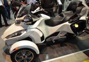 New Arrival 1000CC Three Wheel Motorcycle