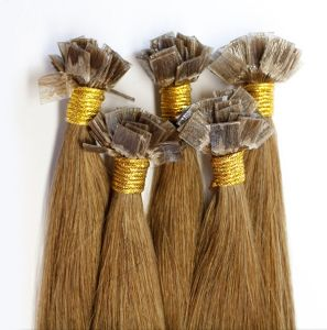 Hot Selling Pre Bonded Human Hair Extension pictures & photos