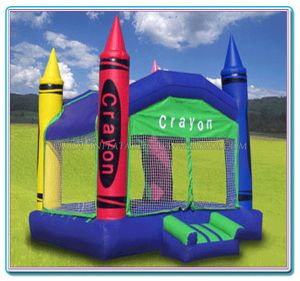 Crayon Inflatable Bouncy Castle B1140 pictures & photos