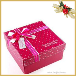 Hot Sale Luxury Cholocate Paper Packaging Gift Box