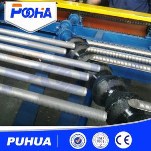 Steel Descaling Equipment Straight Steel Bar Shot Blasting Machine pictures & photos