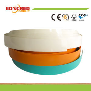 PVC Wood Grain Edge Banding for Cabinet and Furniture Parts pictures & photos