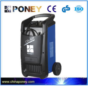 Car Battery Charger Boost and Start CD-200/250/300/400/500/600 pictures & photos