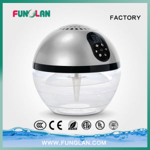Household LED Lighted Globe Water Air Purifier for Home pictures & photos
