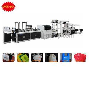 Bag Making Machinery with Non Woven pictures & photos