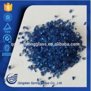 2015 New Design Decorative Glass Granules pictures & photos