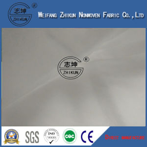 15-20GSM PLA Thermal Bond Nonwoven Fabric for Baby Diaper/Nonwovens pictures & photos