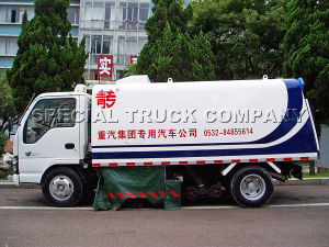 Sinotruk Isuzu Garbage Truck 8cbm pictures & photos