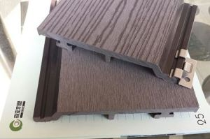 Eco Friendly Waterproof WPC Exterior Wall Cladding pictures & photos