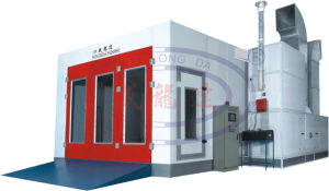 Recuperative Heating Spray Paint Booth Wld9300 pictures & photos