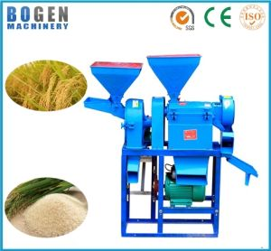 Automatic Combined Rice Mill and Polishing Machine pictures & photos