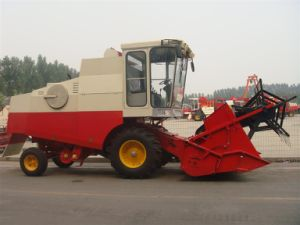 Corn Combine Harvester with Cheap Price pictures & photos