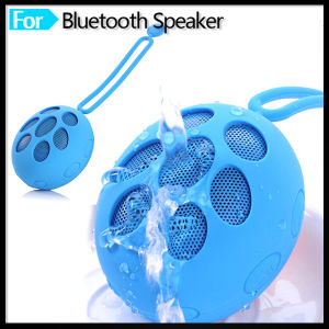 Stereo Portable Mini Wireless Shower Waterproof Bluetooth Speaker pictures & photos