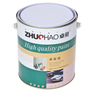 PU Solid-Colored Paint - Wood Paint pictures & photos