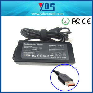 65W Notebook AC Adapter 20V 3.25A for Lenovo USB Yogo3 pictures & photos