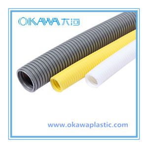 Supply Good Price PVC Corrugated Conduit Hose pictures & photos