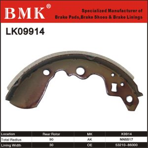 High Quality Brake Shoes #K9914 pictures & photos
