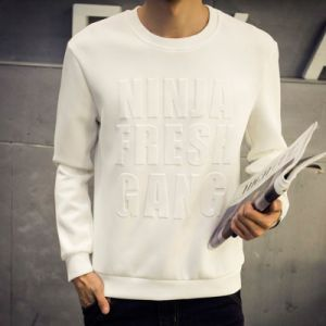 Custom Made Embossing Sweat Shirt China Wholesale pictures & photos