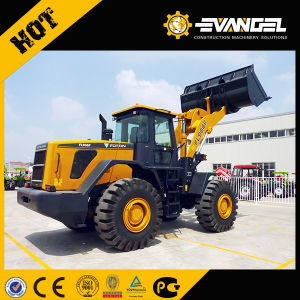 Wheel Loader Foton Lovol Brand 5ton (FL956F) pictures & photos