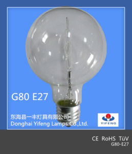 Eco Energy Saning G80 Halogen Bulb with CE / RoHS /TUV /GOST Approved pictures & photos