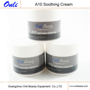 Newest Natural A10 External Numbing Soothing Cream for Tattoo & Skin Needling Treatement (A10) pictures & photos