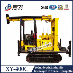 Xy-400c Hydraulic Core Drilling Machine pictures & photos