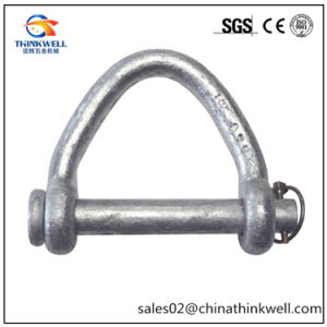 V Type Alloy Steel Strap Web Sling Shackle pictures & photos