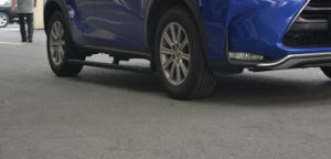 Lexus Nx Auto Parts Power Side Step/ Electric Running Board pictures & photos