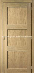 Good Quality Oak Veneer Modern MDF Door pictures & photos