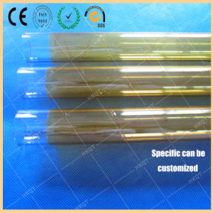 30*26*1130mm Pecvd Quartz Glass Tube /Fused Silica Tube for Pecvd Tube Equipment pictures & photos