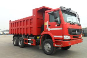 30t Sinotruk 6X4 HOWO Dump Truck (QDZ3313H30) pictures & photos