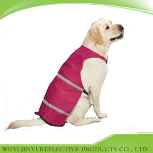 New Design High Visibility Doggie Safety Apparel (pink)