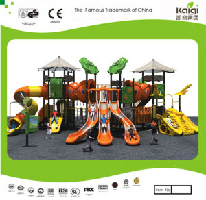 Kaiqi Large Multi-Level Colourful Children′s Adventure Playground (KQ20039A) pictures & photos