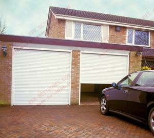 Remote Control Roller Shutter Garage Door (BH-SD06) pictures & photos