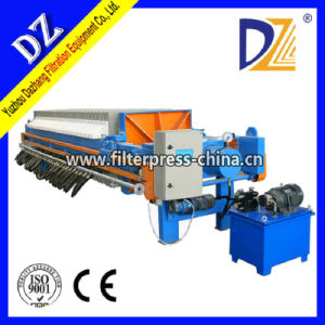 High Efficiency Membrane Filter Press pictures & photos