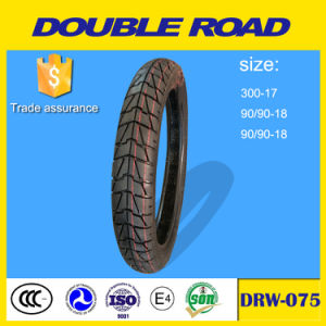 High Quality 300X17 Motorcycle Tire to South America pictures & photos