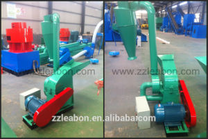 500kg/H Animal Poultry Feed Pellet Making Line pictures & photos