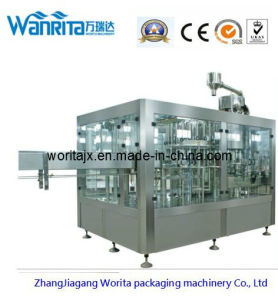 Automatic Pure Water Bottling Plant ---5000bph (WD-16-12-6) pictures & photos