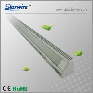 LED Aluminum Profile V Shape for Corner Mounted -LED Strip Light pictures & photos