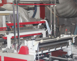 High Speed T-Shirt Bag Making Machine pictures & photos